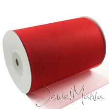 "Tutu TULLE ROLLS 6"" Wide x 100 Yards 