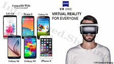 Zeiss VR One Virtual Reality Glasses for iPhone 6/Samsung S4, S5, S6/ G3/Nexus 5