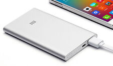 Bateria Externa Xiaomi (No Original) Mi Power Bank 5000mAh Ultra fina Cargador