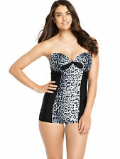 Resort Shapewear Underwired Playsuit