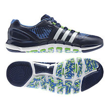 Adidas Adipure Crazyquick Navy Blue Mens Trainers Training Running Gym Shoes