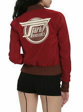 Marvel By Her Universe STARK INDUSTRIES Bomber Jacket Tony Avengers X-Large NWT