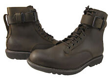 """Timberland Mens 5357R Earthkeepers City Escape 6"""" Brown Olive Lace Ankle Boots"""