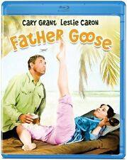 Father Goose (Blu-ray Disc, NEW, 1964, 2013 Release) Cary Grant / Leslie Caron