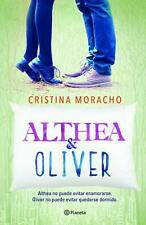 NEW Althea y Oliver by Cristina Moracho Paperback Book (Spanish) Free Shipping