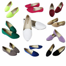 Women Casual Oxford Flat Shoes Lady Comfortable Light Weight Shoes Lace Up Style
