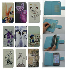 For LG case Wallet Card LUXURY PU leather cartoon cute Cover