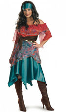 Adult Bohemian Babe Pirate Costume - Fortune Teller 3 sizes fnt