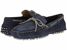 Cole Haan Mens Grant Canoe Camp Moc Casual Comfort Slip-On Drivers Loafers Shoes