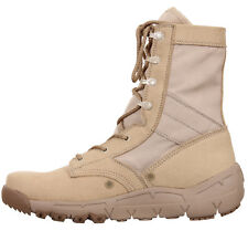 Desert Tan Military Boot Lightweight V-Max Combat Boots Rothco 5364