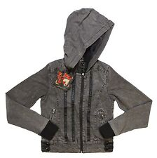 IRON FIST MARILYN MISFIT WOMEN  GRAY JACKET US SIZE