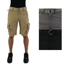 Moda Essentials Men's Jogger Twill Cargo Shorts