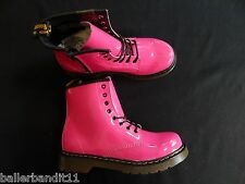 Dr Martens Doc Delaney youth boots 15382670 pink