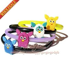 4pcs Furby Boom Kids Girls Baby Headbands/Hairbands Accessories,Party Supplies