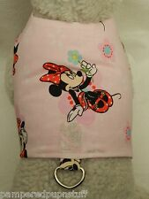DOG/CAT/FERRET Custom Travel Harness~Disney Picture Perfect MINNIE MOUSE Daisy