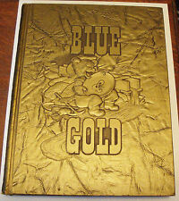 "1949 University of California ""Blue and Gold"" Yearbook"
