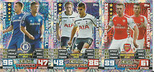 MATCH ATTAX 2014/15 DUO CARDS PICK THE ONES YOU NEED MINT