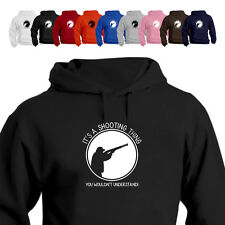 It's A Shooting Fan Thing You Wouldn't Understand Gift Hoodie