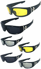 Choppers Mens Motorcycle Biker Sunglasses 6 Color Available for Choosing C39