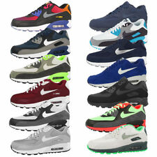 NIKE AIR MAX 90 SHOES ESSENTIAL PREMIUM SNEAKER 1 95 97 COMMAND SKYLINE LTD II