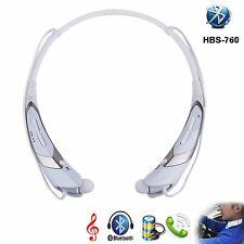 NEW HBS-760 Sport Bluetooth Stereo Headsets Wireless Handfree Earphone Earbuds