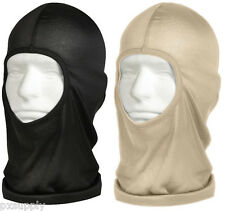 military style balaclava lightweight one hole polyester ecwcs rothco 5562