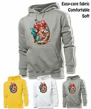 Unisex Womens Girls Beauty Little Mermaid Greek Siren Ariel Sweatshirt Hoodie