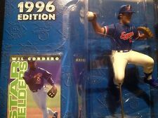 1996 Starting Lineup Super Star Collectible *Wil Cordero* by Kenner   NIB