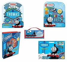 THOMAS & FRIENDS Desk/Colour/Create/Kits/Sets/Gift/Pens/Activity/Tank Engine