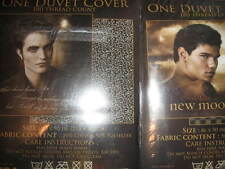 NEW DUVET COVER choose EDWARD Cullen or JACOB Twilight FULL/QUEEN vampire moon