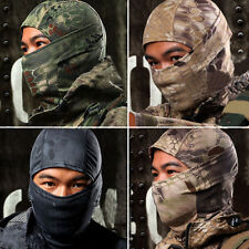 Camouflage Army Cycling Motorcycle Cap Balaclava Hats Full Face Mask Promotion