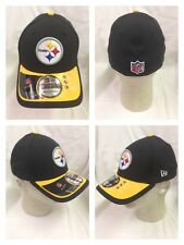 Pittsburgh Steelers OFFICIAL 2015 New Era 39Thirty Player Coach Sideline Cap Hat