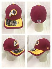 Washington Redskins OFFICIAL 2015 New Era 39Thirty Player Coach Sideline Cap Hat