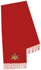 Cashmilon- Scarf with embroidery Emblem Wuerttemberg 41590