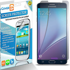 Clear Screen Protector for Samsung Galaxy Note 5 - Phone LCD Cover Film Guard