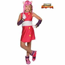 Sonic Boom Amy Costume for Kids