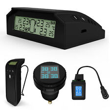 TPMS Tyre Pressure Monitoring Intelligent System+4 External Sensors