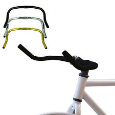 Alloy Bullhorn HandleBars For Fixie Fixed Gear Single Speed Road Bike Cycling