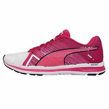Puma Faas 300 S V2 Wns Pink White Womens Running Shoes Trainers 18753301