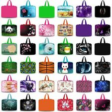 """15"""" 15.4"""" 15.6"""" INCH NEOPRENE LAPTOP NOTEBOOK HANDLE CASE BAG SLEEVE POUCH COVER"""