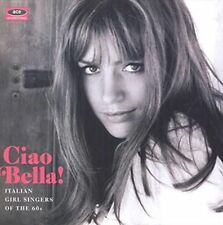 Ciao Bella Italian Girl Singers of the 60s - V/A New & Sealed CD-JEWEL CASE Free