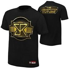 WWE SETH ROLLINS THE UNDISPUTED FUTURE OFFICIAL T-SHIRT ALL SIZES NEW