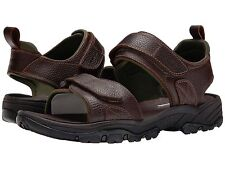 Rockport Mens Rocklake Ankle Strap Slip-On Open Toe Hiking Trail Sandals Shoes