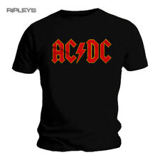 Official T Shirt ACDC AC/DC Rock or Bust Classic RED LOGO All Sizes