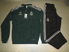 Tracksuit Real Madrid CL 12/13 Orig adidas Size S M L XL new pres track suit