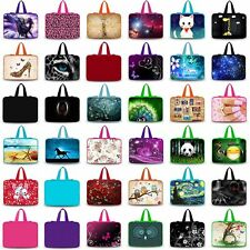 """15"""" 15.4"""" 15.5"""" 15.6""""Waterproof Laptop Soft Bag Sleeve Case Cover Pouch w/Handle"""
