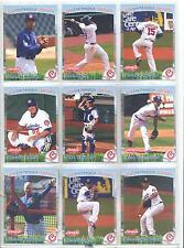 2009 Chattanooga Lookouts James Adkins Mt. Juliet Tennessee TN Baseball Card