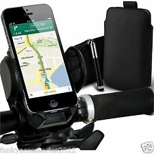 Bicycle Bike Cycle Phone Holder?Pull Tab Pouch?Stylus Pen?Samsung Galaxy S3 Mini