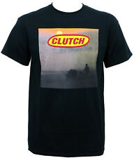 Authentic CLUTCH Band Passive Restraints EP Album Cover Art T-Shirt S-3XL NEW