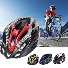 Cycling Head Protect Safety Helmets Adjustable Bike Mountain Bicycle Road S